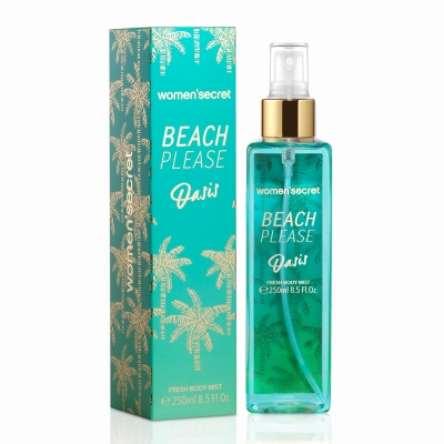 WOMEN SECRET BEACH PLEASE Oasis 夏日清新身體噴霧250ml
