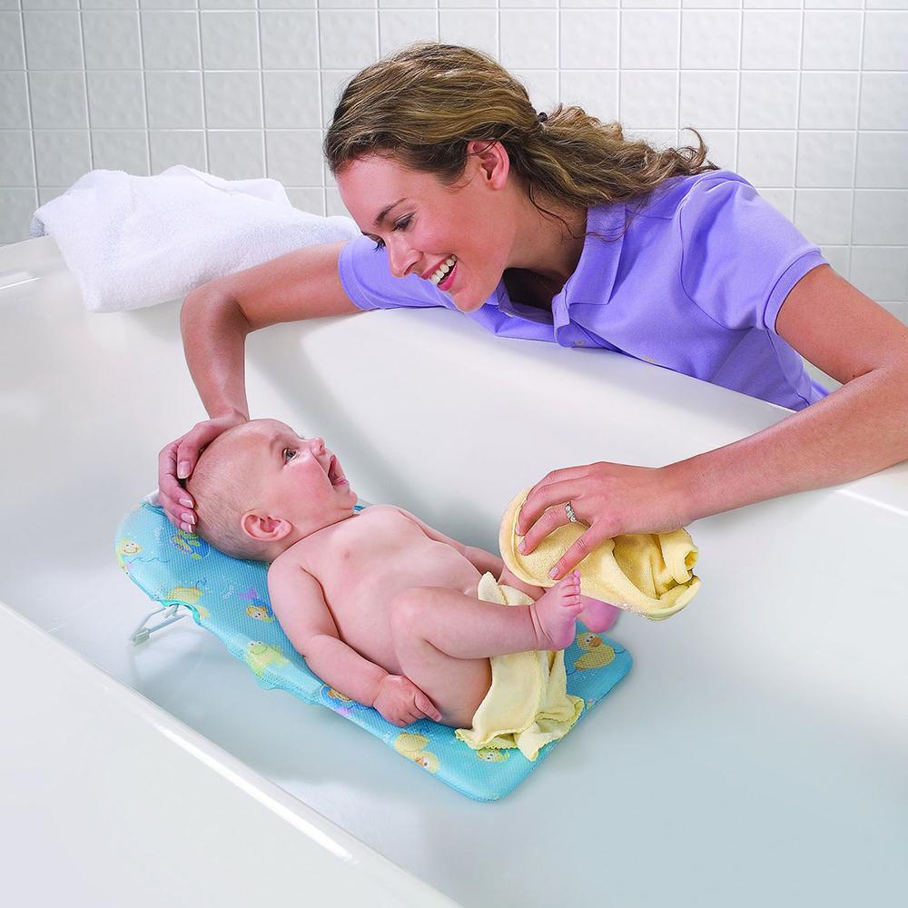 美國 Summer Infant 寶寶洗澡躺椅