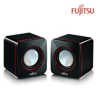 FUJITSU富士通USB電源多媒體喇叭-110
