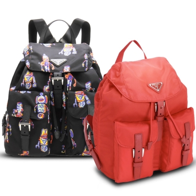 PRADA 精選後背包均一價$25900