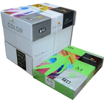 PAPERLINE 230 / 80P / A4 翠綠  彩色影印紙  (500張/包)