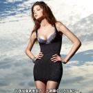 【曼黛瑪璉】魔幻美型  重機能美型衣(黑)