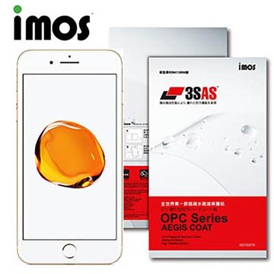 iMOS Apple iPhone 7 Plus 3SAS 疏油疏水保護貼(非滿...