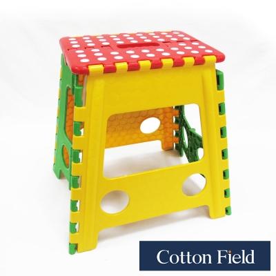 棉花田 繽紛 多功能折疊椅-XL(二件組)