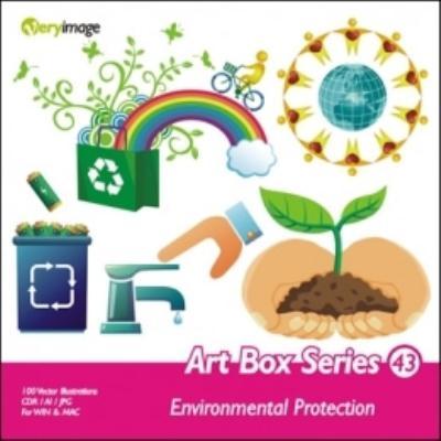 酷圖集系列43-節能環保
