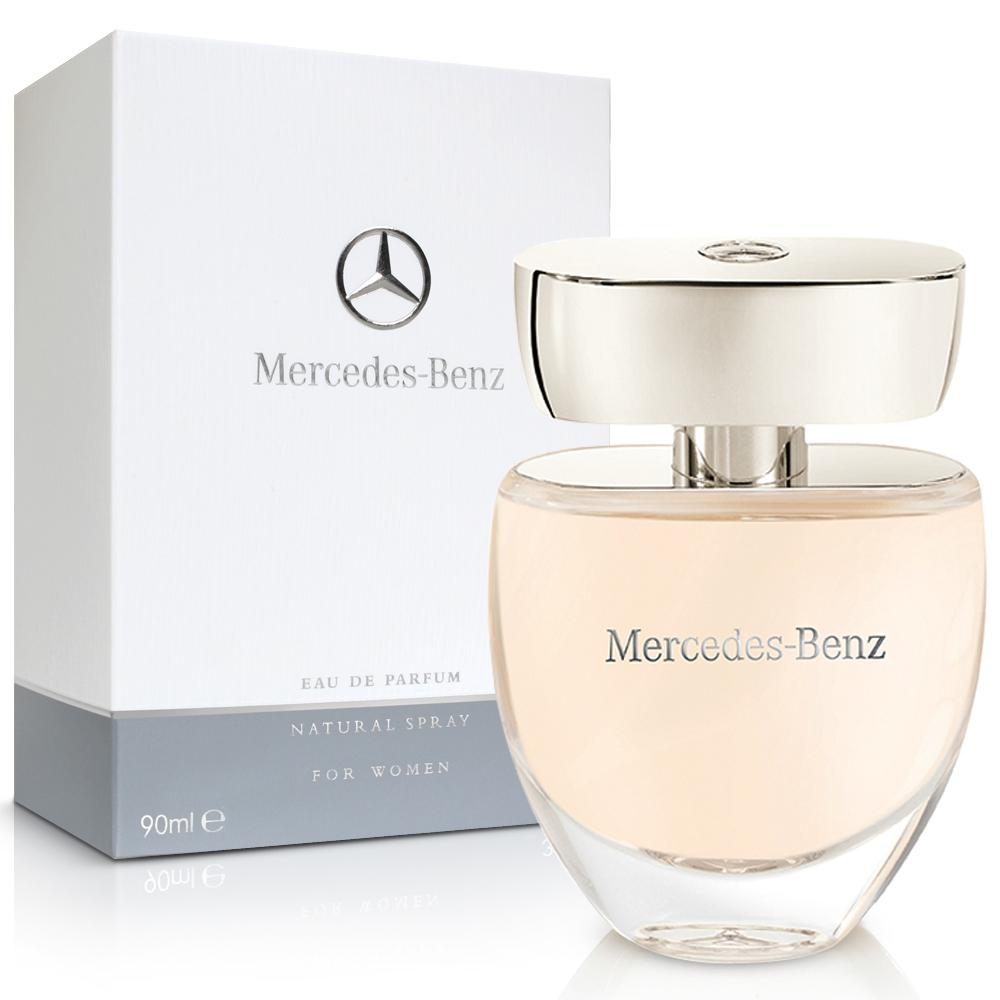 Mercedes Benz 賓士女性淡香精(90ml)-送品牌針管&紙袋