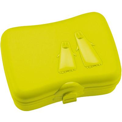 KOZIOL 企鵝午餐盒(綠)
