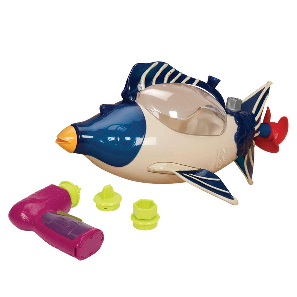 美國【B.Toys】熱帶魚潛水艇