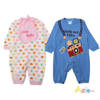 Azio-Kids-多款任選二件399-舒適寶貝衣保暖穿搭組