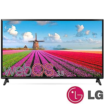 LG樂金 43吋Full HD 聯網液晶電視 43LJ550T