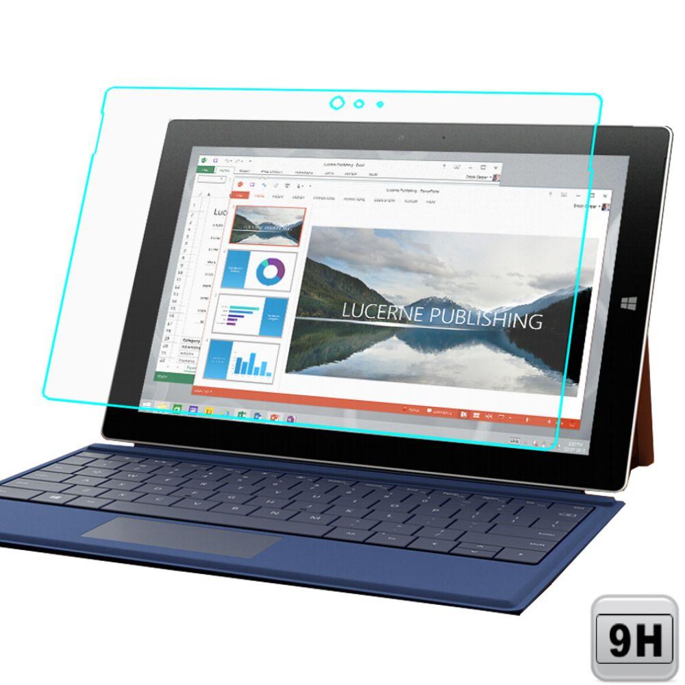 Ezstick Microsoft 微軟 Surface 3  鏡面鋼化玻璃膜