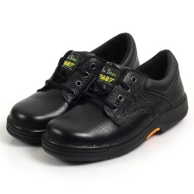 Kai Shin 寬楦 鋼包頭 安全工作鞋 M-PLU401YI01-E