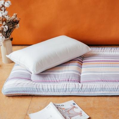 LAMINA 北歐線條日式床墊5cm-紫(單人)