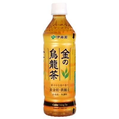 伊藤園 金烏龍茶(500ml)