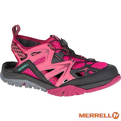 MERRELL CAPRARAPIDSIEVE 水陸女鞋-桃(35500)