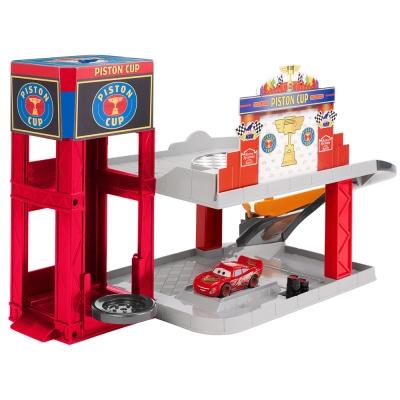 Cars 汽車總動員活塞盃停車塔(3Y+)