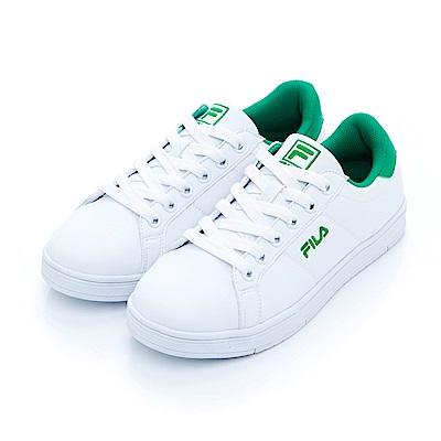 FILA #水果蘇打 男款潮流復古鞋-萊姆綁帶1-C104S-610