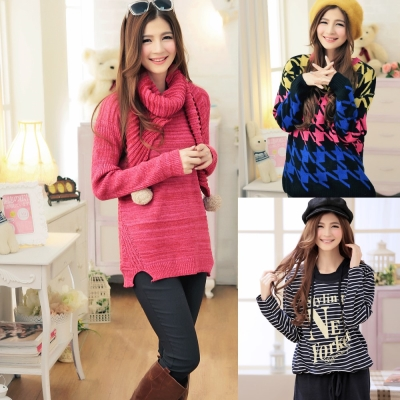 La-Belleza任選二件-秋冬毛料外套X毛料洋裝X毛衣組