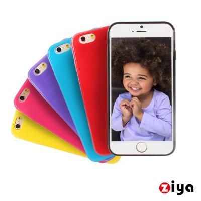 ZIYA Apple iPhone 6s 4.7吋 輕薄軟質保護殼/套 經典色系...