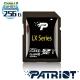 Patriot美商博帝 LX Series C10 UHS-I SDXC 256GB記憶卡 product thumbnail 1