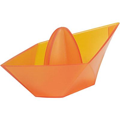 KOZIOL Ahoi小船榨汁器(透橘)