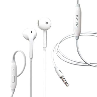 OPPO MH135 原廠高品質入耳式 線控麥克風耳機 R11 A77(平行輸入密封包裝)