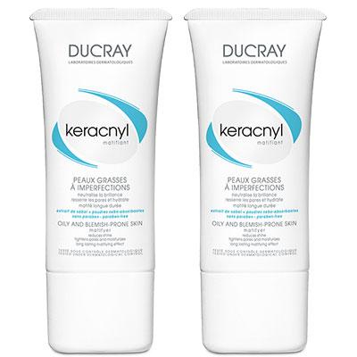 DUCRAY護蕾 淨荳K油平衡乳 2入組