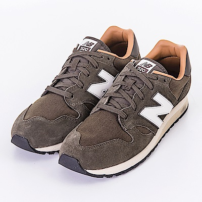 New Balance 男休閒鞋U520BG-D 墨綠