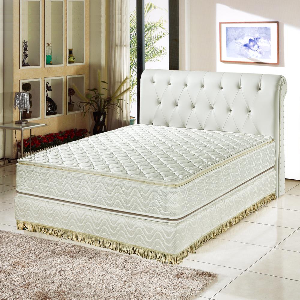 Ally愛麗 正四線3M防潑水蜂巢獨立筒床墊-雙人5尺