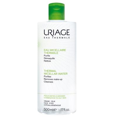 URIAGE優麗雅 全效保養潔膚水(混合偏油性肌膚)500ml