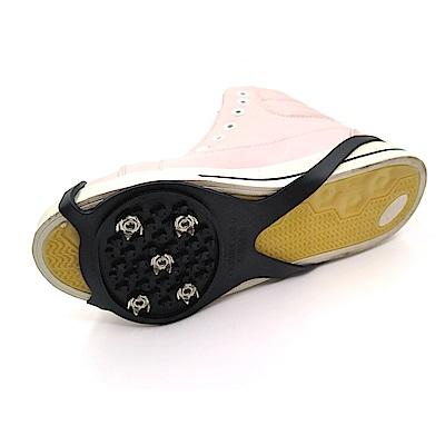 糊塗鞋匠 優質鞋材 G109 5齒8字雪地防滑鞋套 (雙)