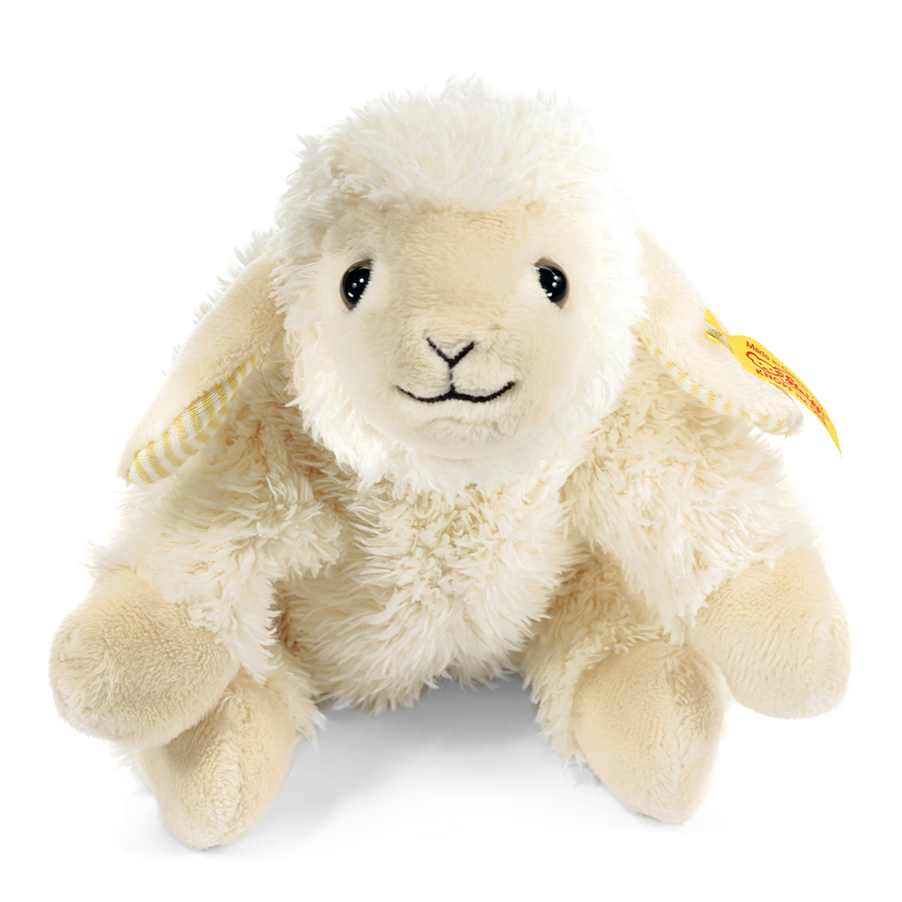 STEIFF德國金耳釦泰迪熊 - 趴趴綿羊 (16cm)
