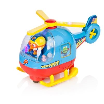 Pororo快樂小企鵝 飛高高直升機
