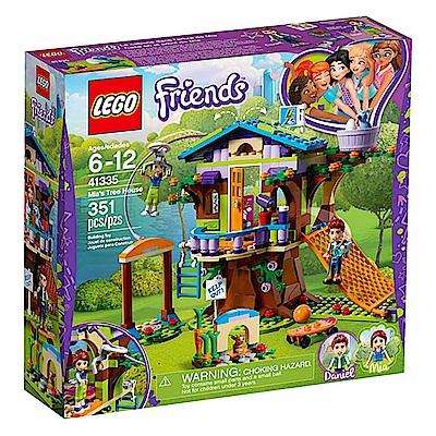 LEGO樂高 Friends系列 41335 米雅的樹屋