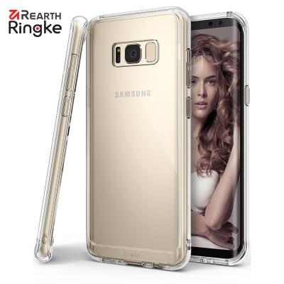 Ringke 三星 Galaxy S8 Plus Fusion 透明背蓋防撞手機...