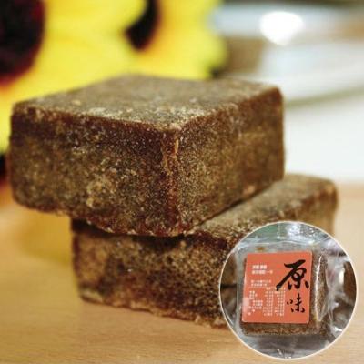 波比元氣生活館 黑甜黑糖塊-原味(25gx12塊)
