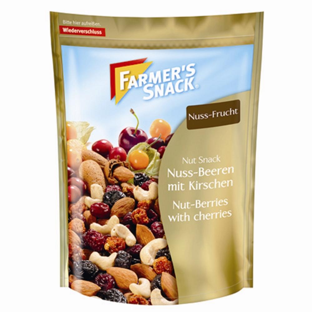 Farmer's綜合堅果莓果(175g/包) x4包