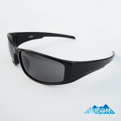 【極地森林】深灰色防爆PC運動太陽眼鏡(2642) - 快速到貨