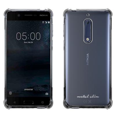 Metal-Slim Nokia 5 強化防摔抗震空壓手機殼