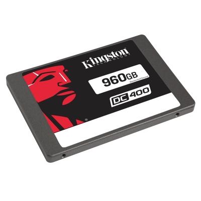 金士頓 DC 400   960 GB  2 . 5 吋 SATAⅢ SSD固態硬碟