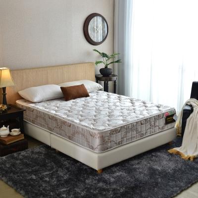 Ally愛麗 智慧涼感-防蹣抗菌蜂巢獨立筒床墊-雙人5尺
