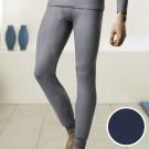 DADADO EKS保濕 SUPLY素面M-LL 保暖褲(深藍)