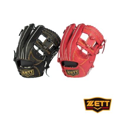 ZETT 3900系列全牛棒壘手套 內野手用 BPGT-3914
