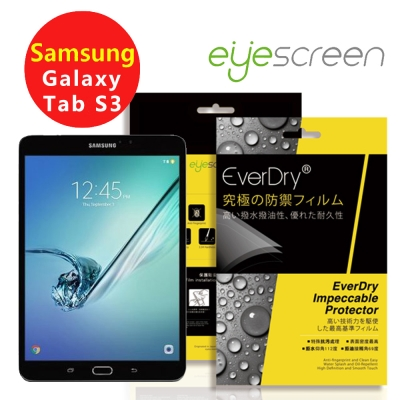 EyeScreen  Samsung Tab S3 (9.7吋) PET 螢幕保...
