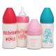 奇哥 Suavinex 寬口玻璃奶瓶210ML-藍色 product thumbnail 1