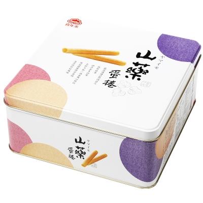 喜年來 山藥蛋捲禮盒(32gx12包)