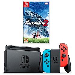 任天堂Nintendo Switch-電光藍/紅 Joy-Con(