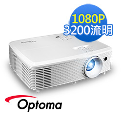 Optoma HD29DARBEE Full HD 3D劇院級投影機