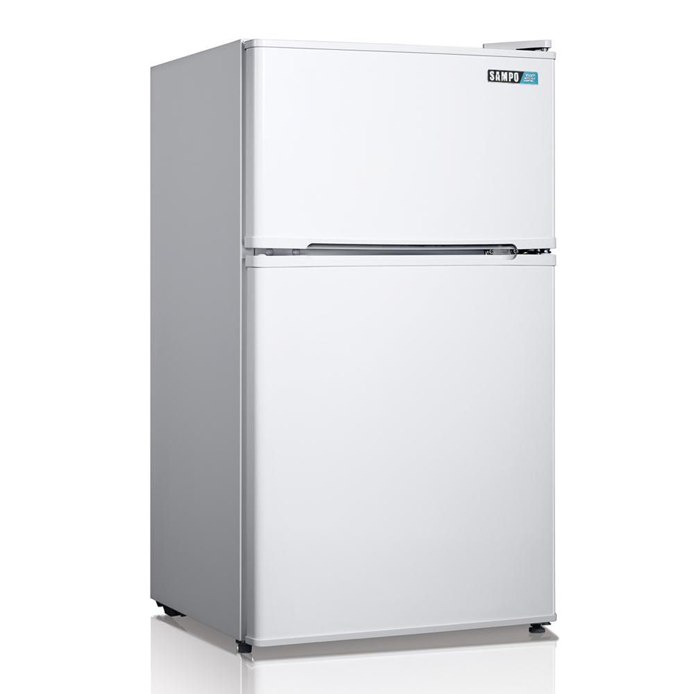 Sampo聲寶100L 定頻直冷二門冰箱 SR-P11G