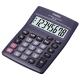 CASIO8位數桌上型國家考試專用計算機(MW-8V-BK) 黑 product thumbnail 1